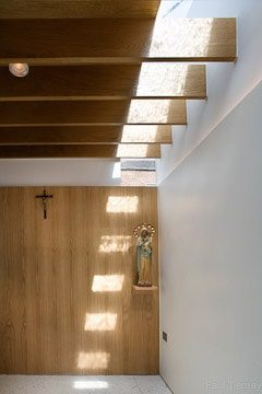 Eden Architects John-Barry Lowe Private Chapel