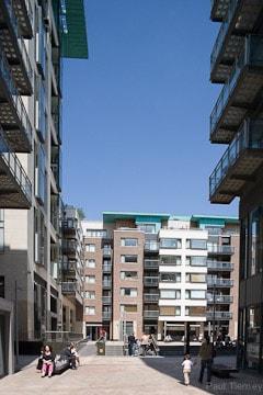 HKR Architects Urban Redevelopment Smithfield