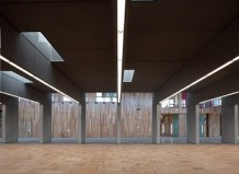 Box Architecture Ballyroan Public Library Construction Images