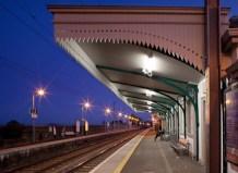 Franklin Andrews Sutton Dart Station
