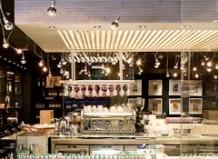 Gottstein Architects L'Officina Kitchen/ Restaurant