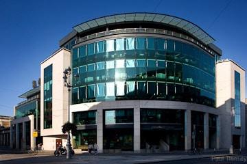 Niall Brennan Architects Harcourt Terrace