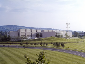 Scott Tallon Walker Architects Eircom Citywest