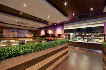 Vision Branding Restaurant Interior