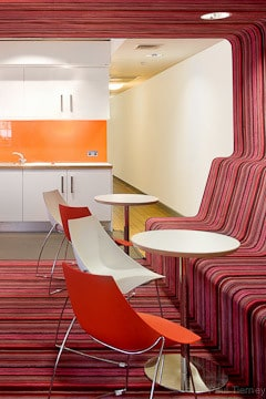 Cawley Nea HQ Dubiln, HKR fit out
