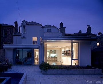 Cullen Payne Architects Private house