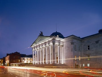 Cork Court House restoration and refurbishment