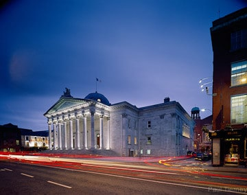 Cork Court House restoration and refurbisment