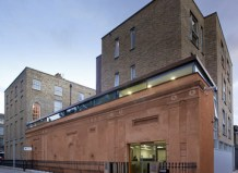 A Wall for the Queen, Denis Byrne Architects
