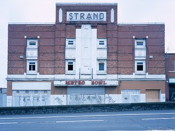 Rectified photographs of Strand cinema North strand D1 Dixon McGavier
