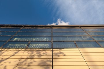 Gunn Lennon Design Aluminium Window Facade