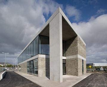 Paul Dillon Architects Award winning development galway KFC