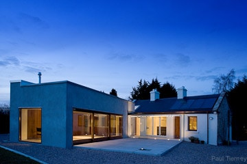 Evening image Architectural Photography
