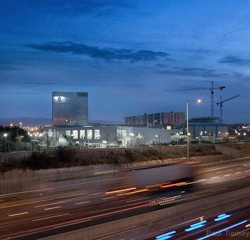 Bord Gais Denis Byrne Architects Bord Gais Networks Services Centre