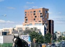 FKL Architects Reuben Street Apartments