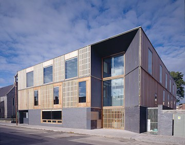 Donore Community Centre; Henchion Reuter Architects