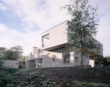 McCullough Mulvin Architects Private House