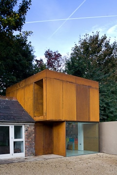 Boyd Cody Architects Art Studio Private House