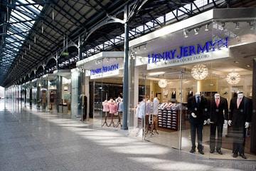 HKR Interiors Henry Jermyn CHQ