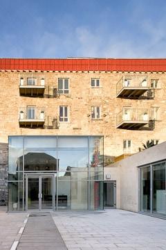 Fumbally Lane Peter Legge Architects