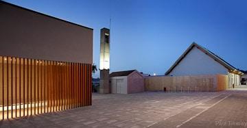 Box Architecture Ballyroan Community Centre