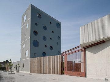 O'Donnell Toumey Architects Sean O'Casey Centre
