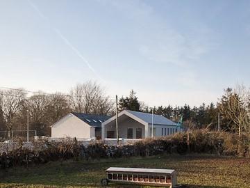Paul Dillon Architects Carnaun School Galway