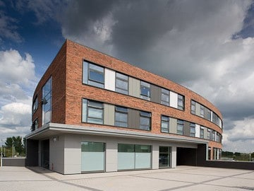 Avanti Architects Portadown Community Treatment and Care Centre