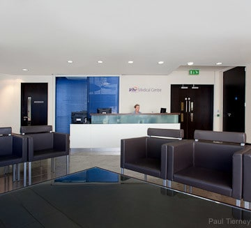 MCO Architects VHI Commercial Fit-out