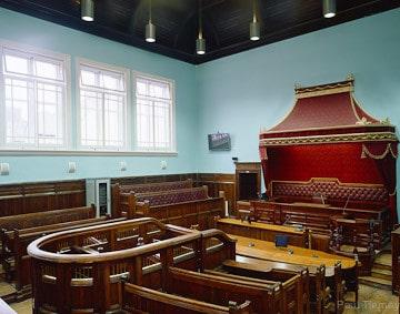 Cork Court House restoration and refurbisment