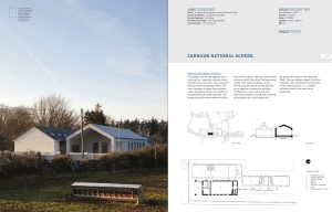 School Photography of Galway Architecture Paul Dillon Architects