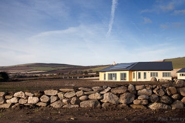 Intergrated Energy A1 Passive House Isover 2013 winner energy winner , passive house certified