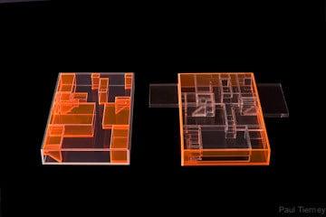 Boyd Cody Architects Model Photography
