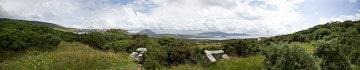 Panoramic Photography Noel Moffett theatre Achill Docomomo