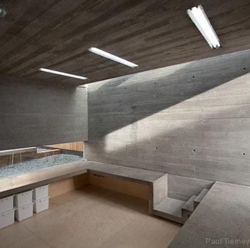 Architecture Republic Formwork Private House