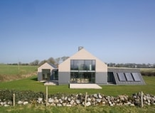 Architectural Photography Denis Byrne Architects Private house Sligo