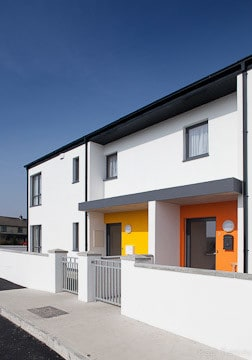 Galway City Council Energy effiecient housing
