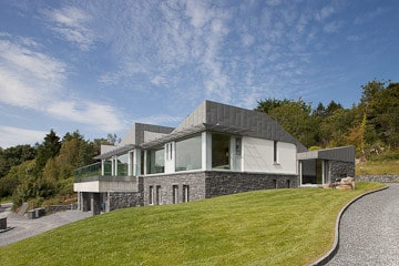 Mahoney Architecture Private house