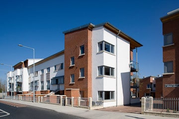Architectural Photography Benamore Court Justin O'Connor Architect with Dun Laoghaire Rathdown Architects