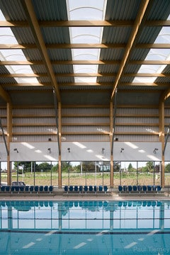 S+P Architects Scott Wallace Sports Development
